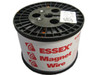 Essex Magnet Wire 14 AWG Heavy Build 200 Degree Celsius 10 LB Copper Wire Enameled