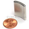 "Neodymium Arc Magnet Bar Magnet 1-1/2 x 1/2 x 1/16"" N45 Neodymium Rare Earth Bar Magnet (NB02124-45NM)"