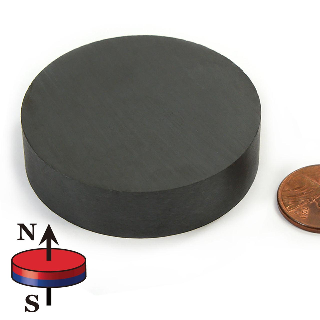 Grade C-11 MB-Officestar 3//4 X 1//8 Ceramic Disc Ceramic//Ferrite Magnet