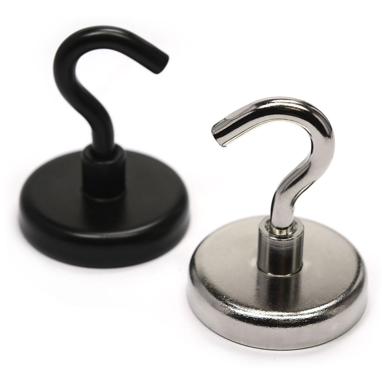 magnetic hooks 110 lb holding mhnp 40