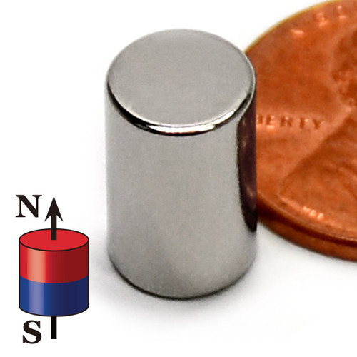 N50 Cylindrical Magnets