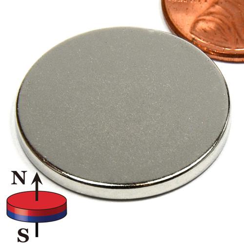 N45 Disc Neodymium Magnet
