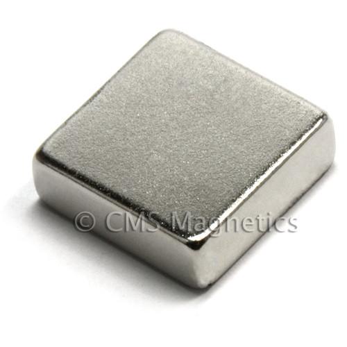 """Neodymium Magnets N45 3/4""""x3/4""""x1/4"""" Neodymium Rare Earth Block Magnet"""