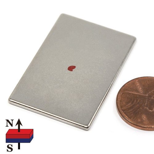Neodymium Rare Earth Block Magnet