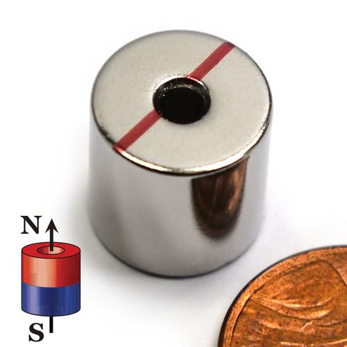 Neodymium Rare Earth Ring Magnet