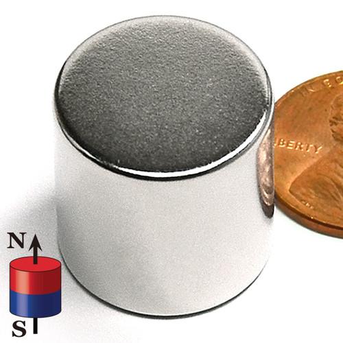 "3/4X3/4"" NdFeB Rare Earth Disc Magnet"
