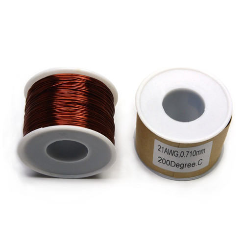 Magnet wire 1Lb Spool of 21 AWG MW-21AWG-1