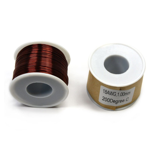Magnet wire 1Lb Spool of 18 AWG Magnet Wire