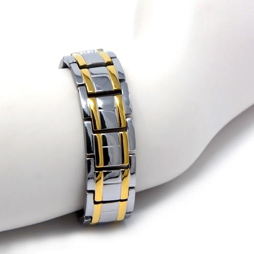 Magnetic Bracelet Novoa Men's - 12,800 Gauss TBRM-029