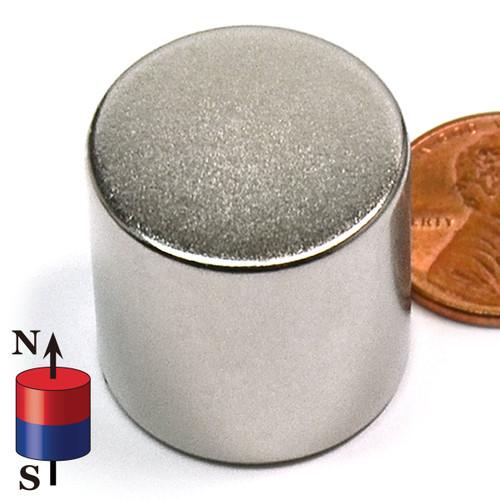 "7/8X7/8"" NdFeB Rare Earth Magnet"