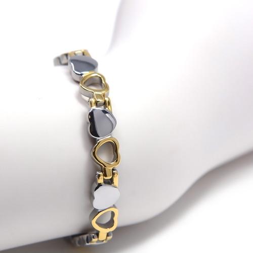 Magnetic bracelet Novoa Women 's Quad-Element Titanium  B185J-0
