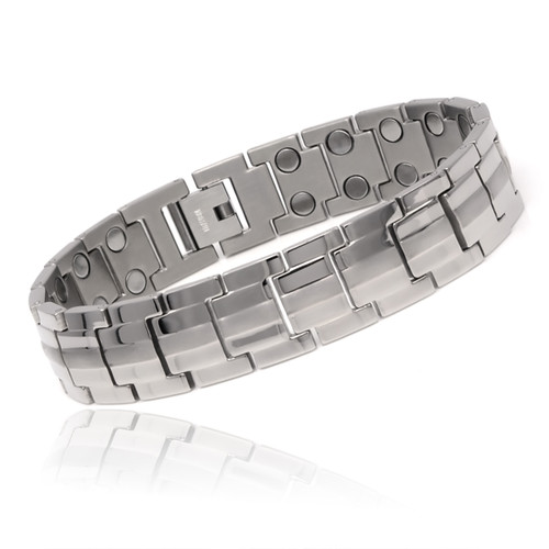 Magnetic  bracelet Jewelry   Novoa Men's Quad-Element B246-0