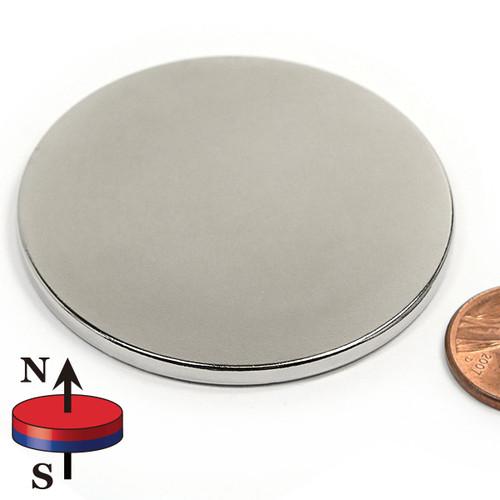 N45 Neodymium Disc Magnet