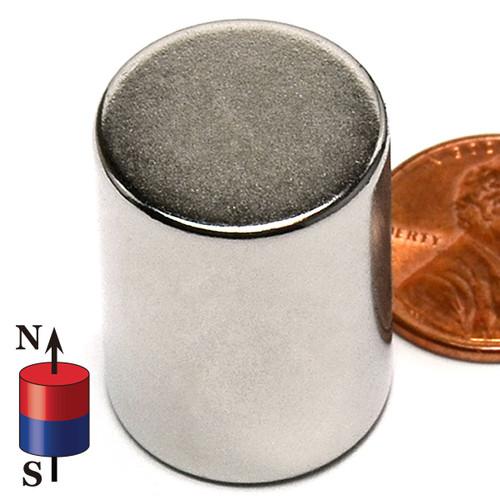 "3/4X1.0"" NdFeB Rare Earth Magnets"