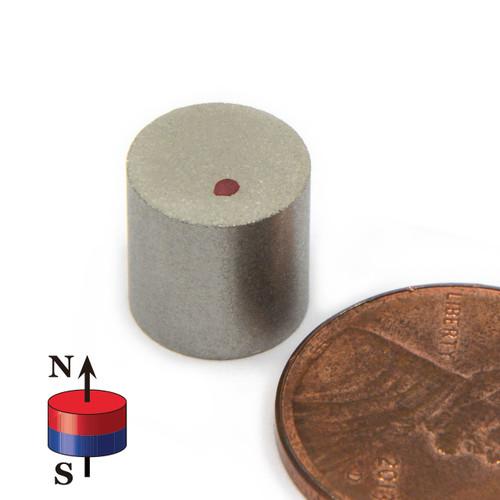 """SmCo Disc Magnets Dia 3/8x3/8"""" Samarium Cobalt Magnets"""