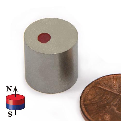"""SmCo Magnets Dia 1/2""""X1/2"""" Samarium Cobalt Magnets"""