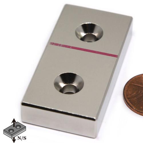Bar Magnet Neodymium N45