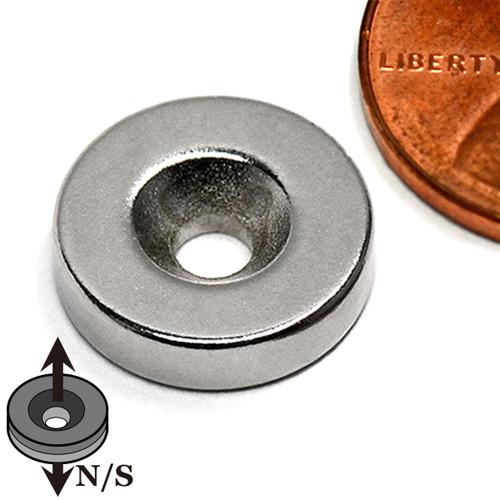 Countersink Neodymium Magnets