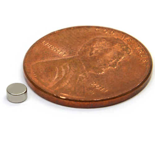 Neodymium Magnets N42 Neodymium Disc Magnet 3mmx1.5mm Rare Earth Disc