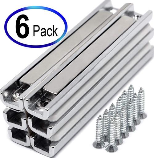 neodymium  channel magnets