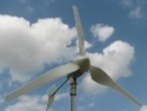 Wind Turbine /w 900 W Peak 600W 24V Power 3 Blades