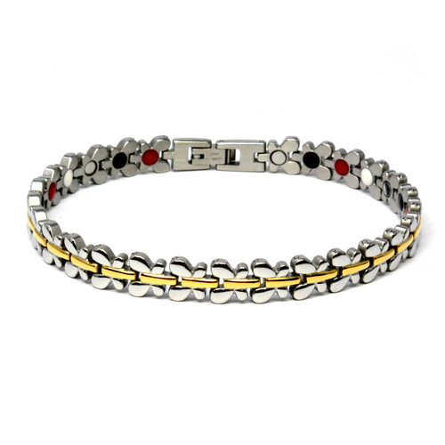 A beautiful Magnetic ankle bracelet
