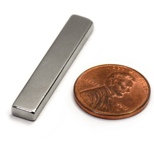 "N52 1.5x1/4x1/8"" neodymium magnets"