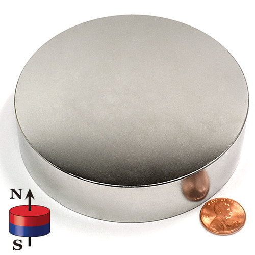 "4X1"" NdFeB Rare Earth"