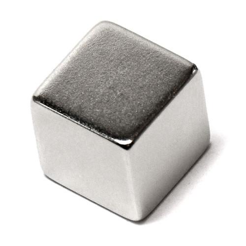 Neodymium Rare Earth magnetic cube
