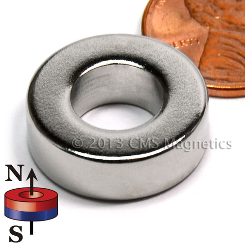 Neodymium Small Ring Magnets