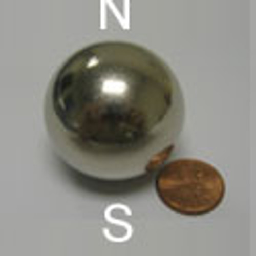 Ball magnets ball magnet