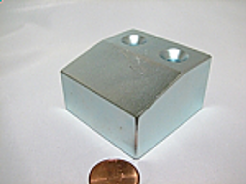 """Neodymium Magnets 2x2x1 3/16"""" NdFeB"""