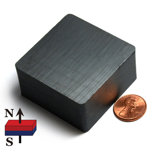 Ceramic Magnet Block