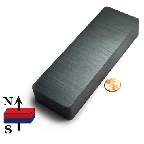 Ceramic Magnets Block