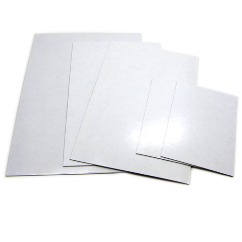 Magnetic  Sheets with Adhesive