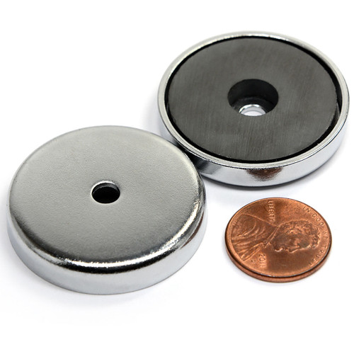 round base magents