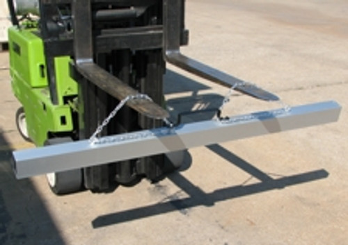 "Magnetic Bumper Sweeper 72""  with release handle"