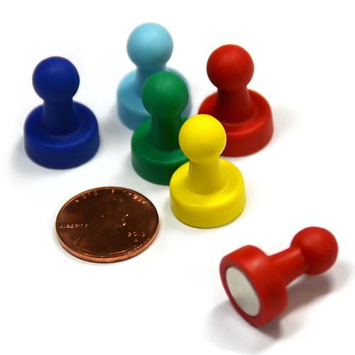 Large Neodymium Magnetic Pushpins