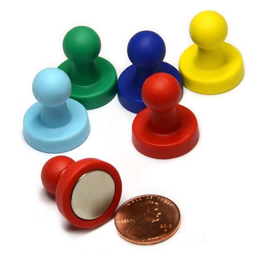 Super Large Neodymium Magnetic Pushpins