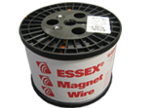 Essex Magnet Wire 21 AWG Heavy Build, 200 Degree Celsius 80 LB Spool (MW-21AWG80)