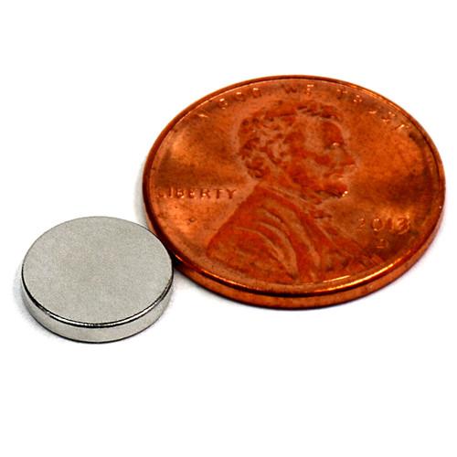 "Neodymium Magnets N42 Disc Magnet Neodymium 3/8""x1/16"" Rare Earth"