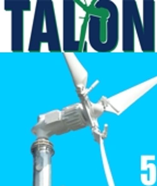 TALON5 5KW Wind Generator System Grid-Tied System w/ 30'