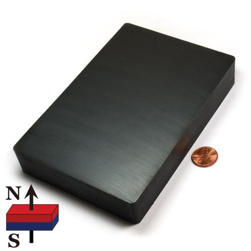 Rectangular Ceramic Magnets