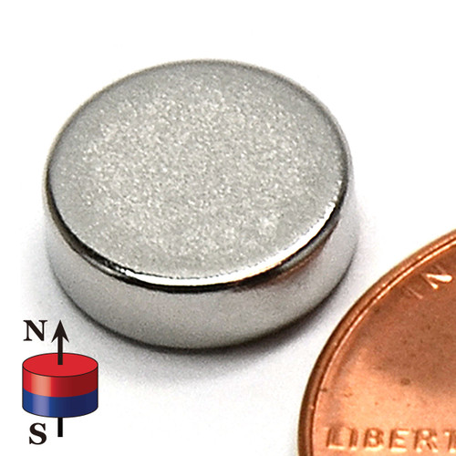"3/8X1/8"" NdFeB Rare Earth Magnet"