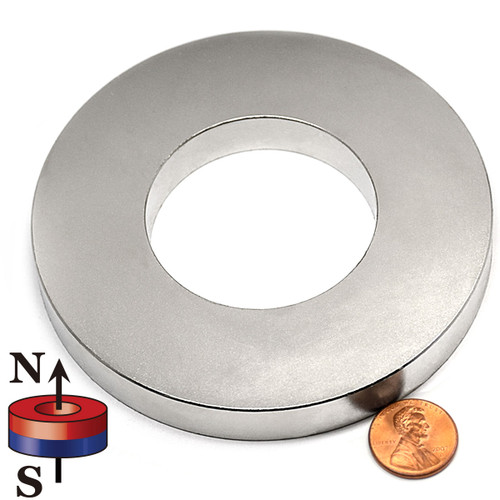 large  Neodymium Ring Magnet