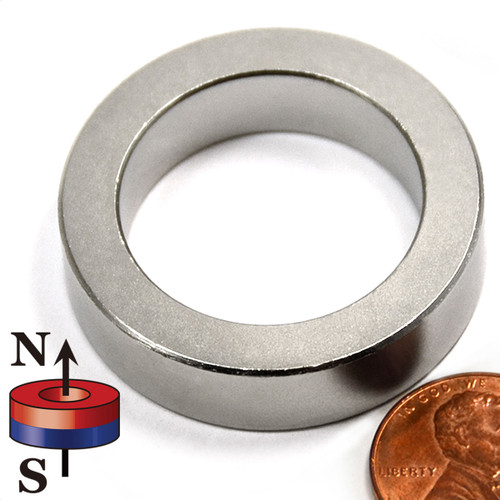 Neodymium Ring Magnet NR0075-45NM