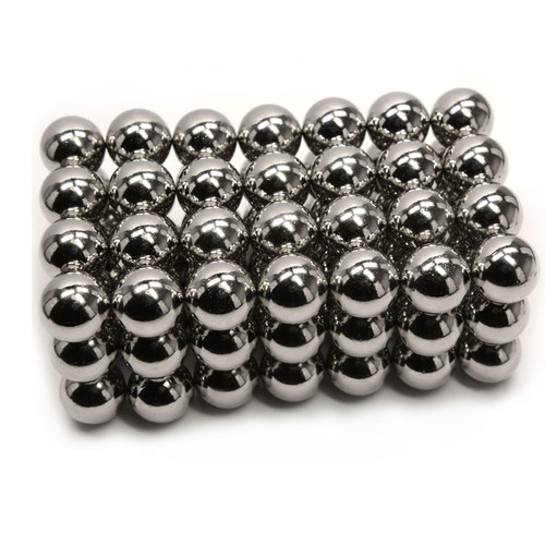 Handy 4-Pack of magnetic balls sized and... Magnetic Two Hole Pin Set