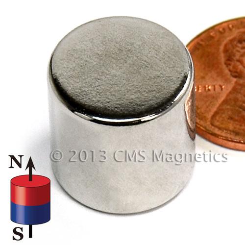 "Disc Neodymium Magnet Disc Magnet N45 5/8""x5/8"" Neodymium Rare Earth"