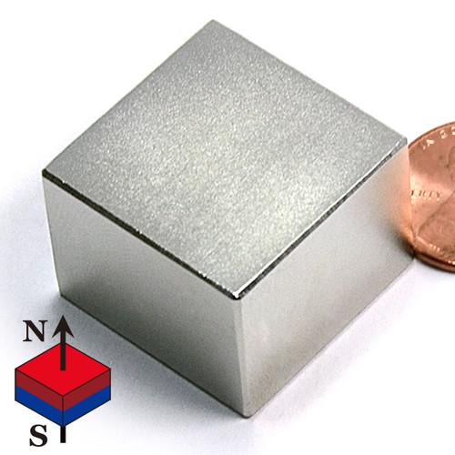 "1x1x3/4"" Rare Earth Magnet"