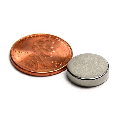 """N50 Neodymium Disc Magnets 1/2""""x1/8"""" Rare Earth Disc Magnet"""